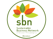 Member of the Sustainable Business Network of Greater Philadelphia